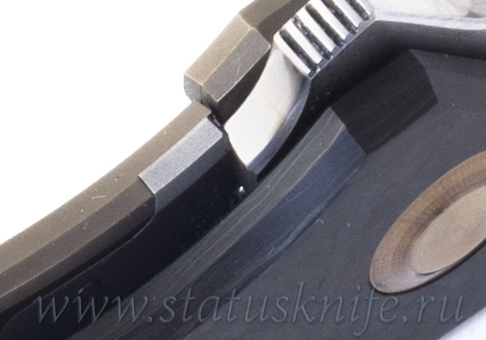 Нож Чебуркова 2019 Гудзон Дамаск SemiCustom - фотография