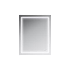 Зеркало AM.PM GEM M91AMOX0551WG 55 см с LED-подсветкой по периметру