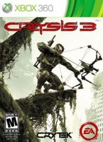 Xbox 360 Crysis 3 - Hunter Edition (английская версия)
