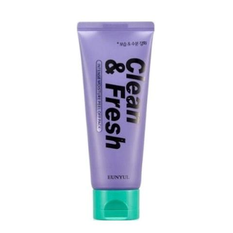 Пенка очищающая увлажняющая Eunyul Clean&Fresh Intense Moisture Foam Cleanser 150мл