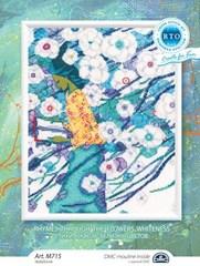 RTO M715 Стихи, сквозь белизну цветов