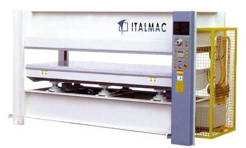 Гидравлический пресс горячего прессования Italmac GHP 6x100 (2x2500x1300; 3x2500x1300)