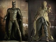 Batman Begins (10th Anniversary Exclusive) - Demon Batman & Scar