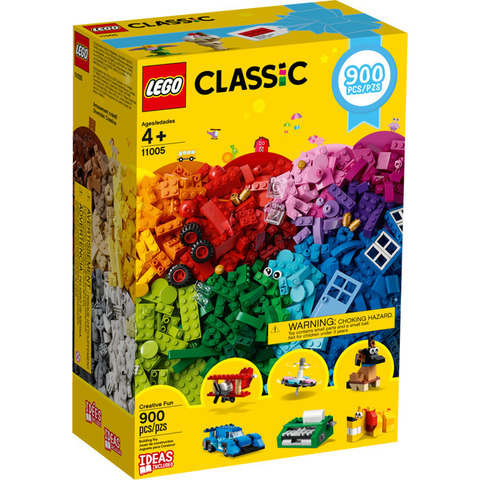 LEGO Classic: Весёлое творчество 11005 — Creative Fun — Лего Классик