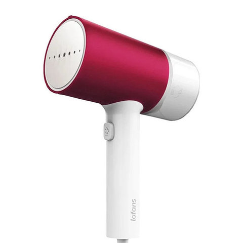 Отпариватель Xiaomi Lofans Handheld Steam Brush GT-302RW Red