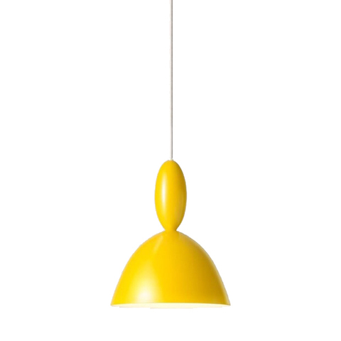 Подвесной светильник копия Mhy by Muuto (желтый)