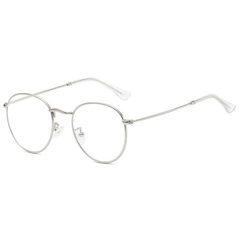Компьютерные очки 3447003k Серебряный - фото