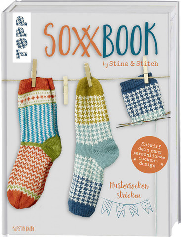 Soxx Book by Stine and Stitch купить