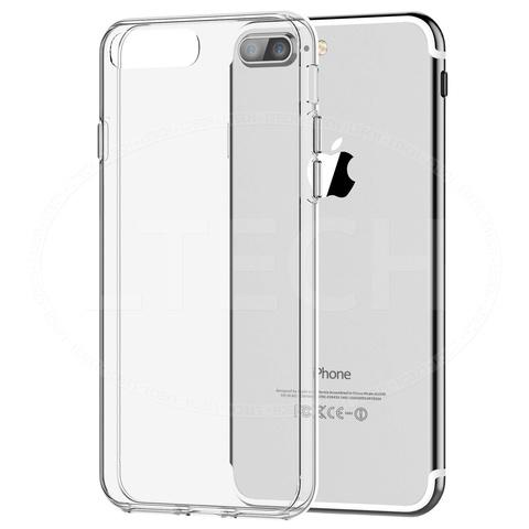 силиконовый чехол для iphone 7/8 plus