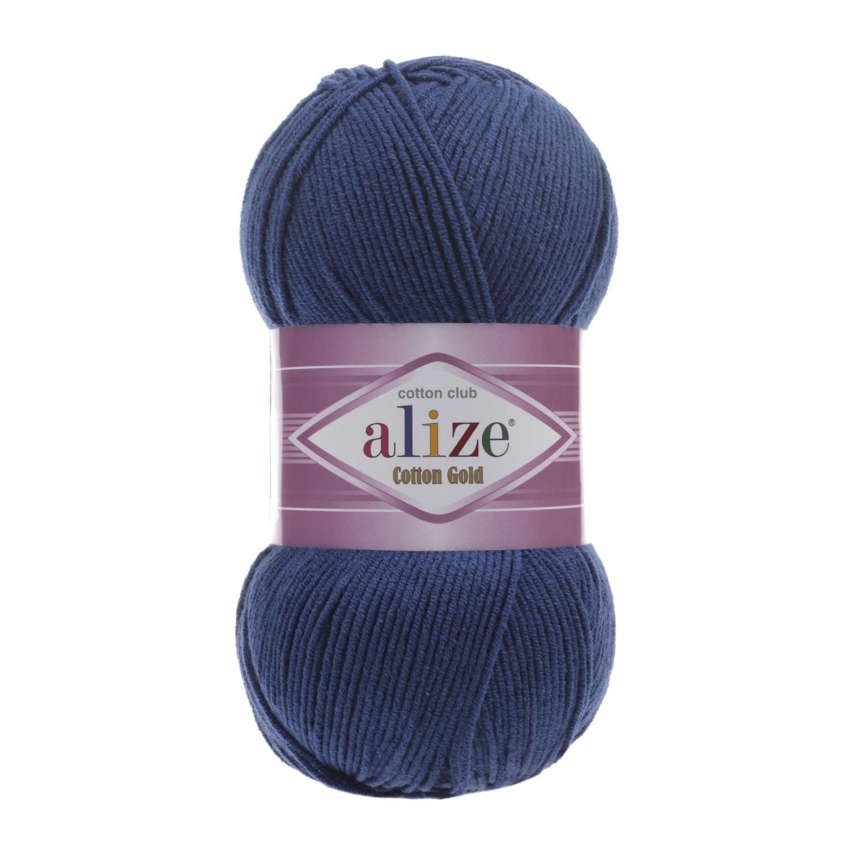 Пряжа Alize Cotton Gold джинс 279