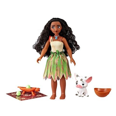 Кукла Моана и Пуа, Дисней