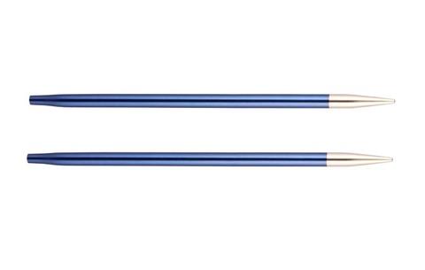 Спицы KnitPro Zing съемные укороченные 4,5 мм 47524