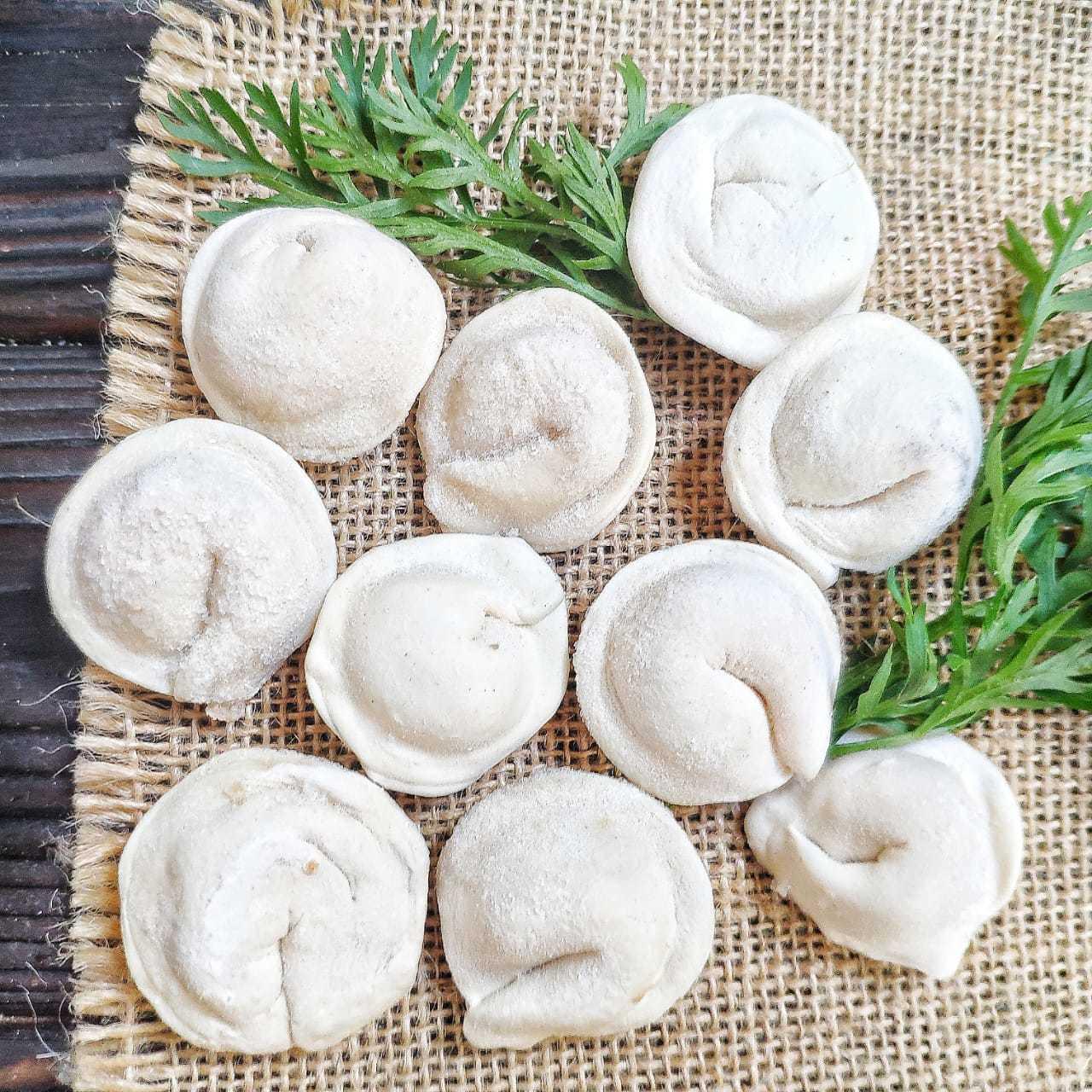 Фотография Пельмени диетические из индейки (тонкое тесто) / 500 г купить в магазине Афлора