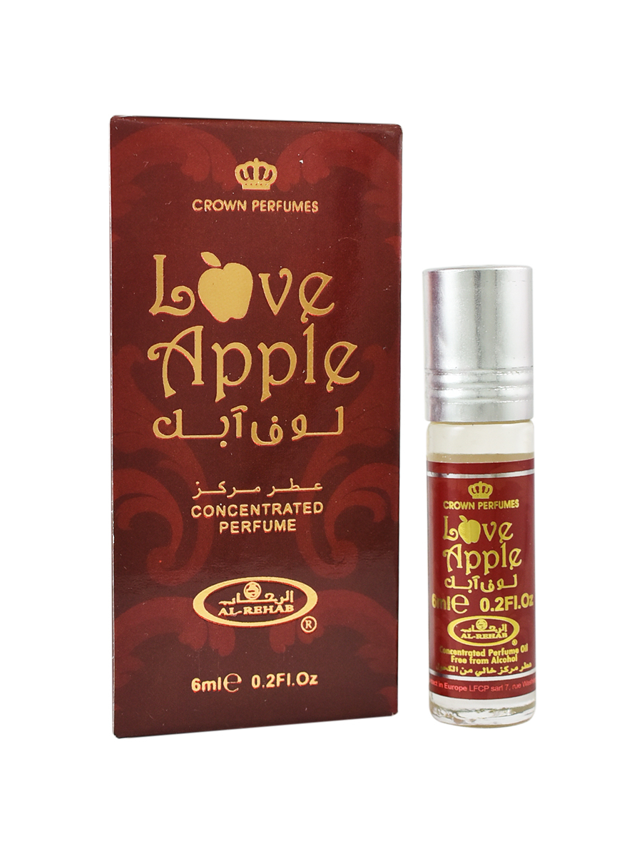 Love Apple Лове Эпл 6 мл арабские масляные духи от Аль Рехаб Al Rehab