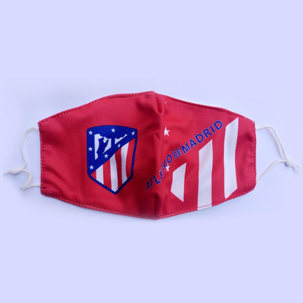 Atletico Madrid | Атлетико Фанатская маска Атлетико Мадрид | Atletico Madrid 47.jpg