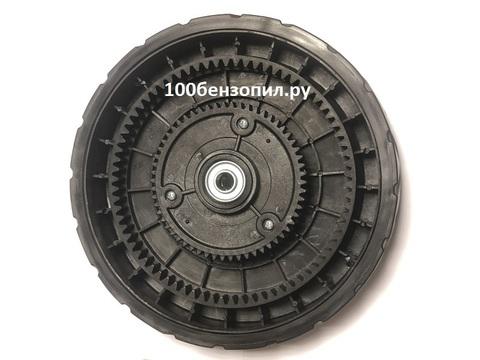 Колесо для газонокосилок (диаметр 250 мм) с подшипниками под 12 вал