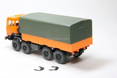 Ural-532301 orange 1:43 Promtractor