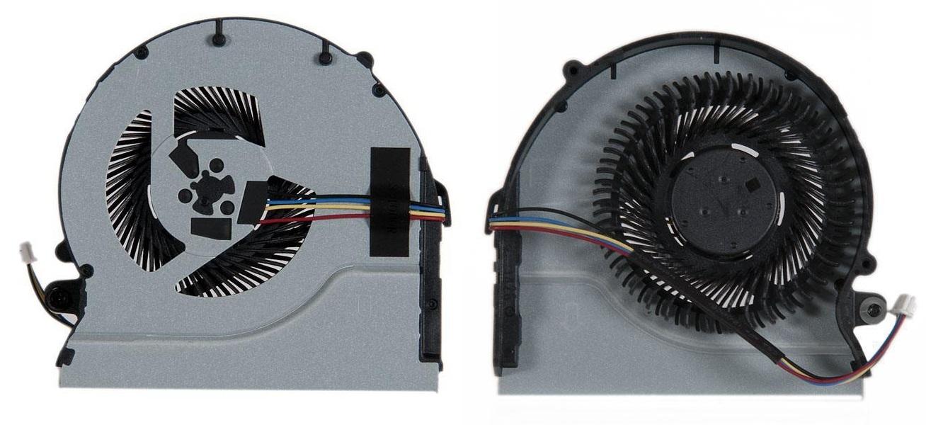 Вентилятор (кулер) для ноутбука Lenovo Z480, Z485, Z580, Z585