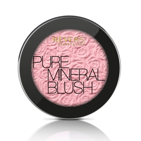 REVERS Румяна 6г Mineral PURE blush №15 (*3)