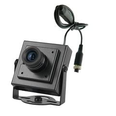Фронтальная миниатюрная AHD камера NSCAR миникуб