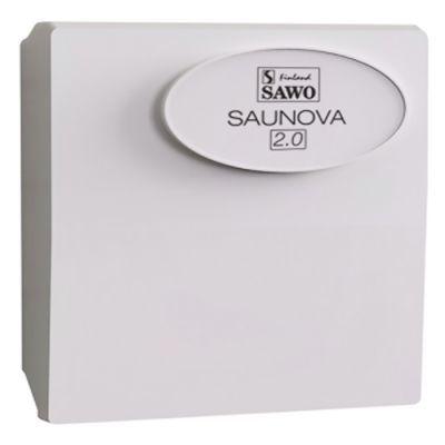 Пульты: Блок мощности SAWO SAUNOVA 2.0 (Combi) SAU-PC-CF-2 (2,3-9 кВт, с управлением вентиляцией)