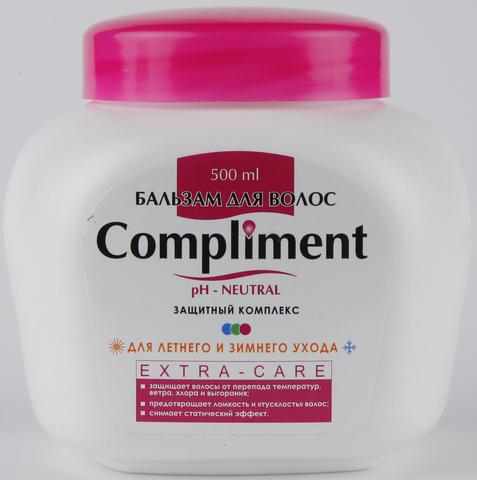 Compliment Бальзам для волос EXTRA-CARE для сезонного ухода за волосами
