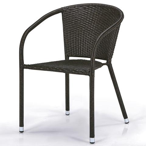 Плетеное кресло Y137C-W53 Brown