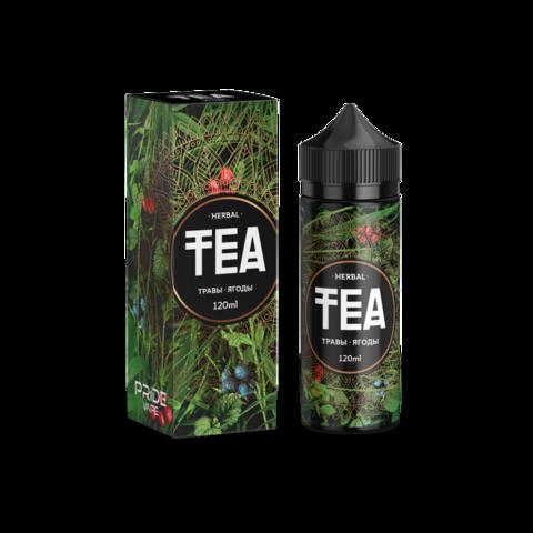 TEA Herbal - Травы-ягоды 120 мл