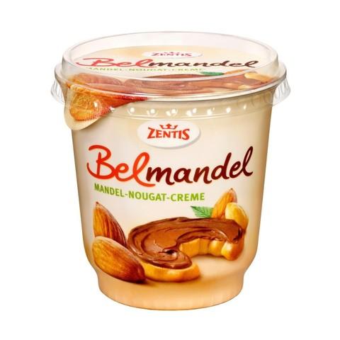 Паста ореховая с миндалем и какао Belmandel Zentis, 400г