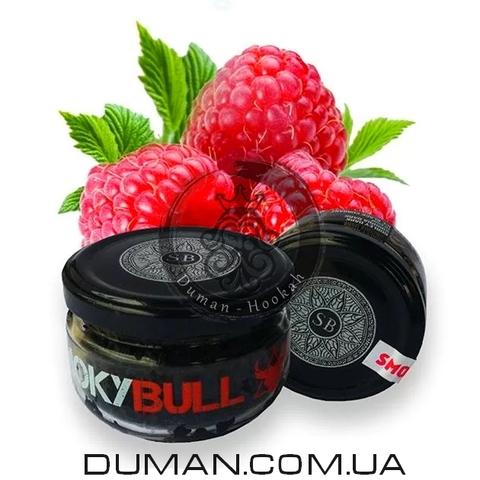 Табак Smoky Bull Raspberry (Смоки Булл Малина) |Medium