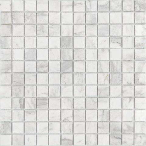 Мозаика Dolomiti bianco POL 23x23x4 298х298