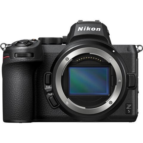 Цифровой беззеркальный фотоаппарат Nikon Z 5 + FTZ adapter