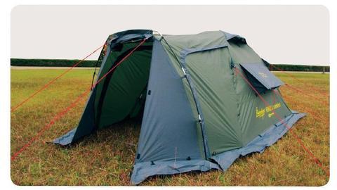 Палатка RINO 3 comfort (цвет forest)