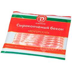 """Бекон """"Дымов"""" венгерский 200 г"""