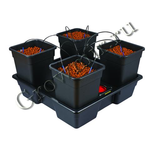 Гидропонная система Wilma XL 4 25L