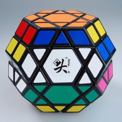 DaYan Gem 4 cube (black)