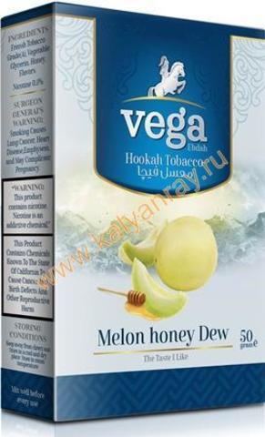 Табак Vega Медовая Дыня в пачке 50 грамм