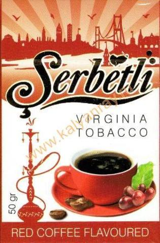 Serbetli Red Coffee