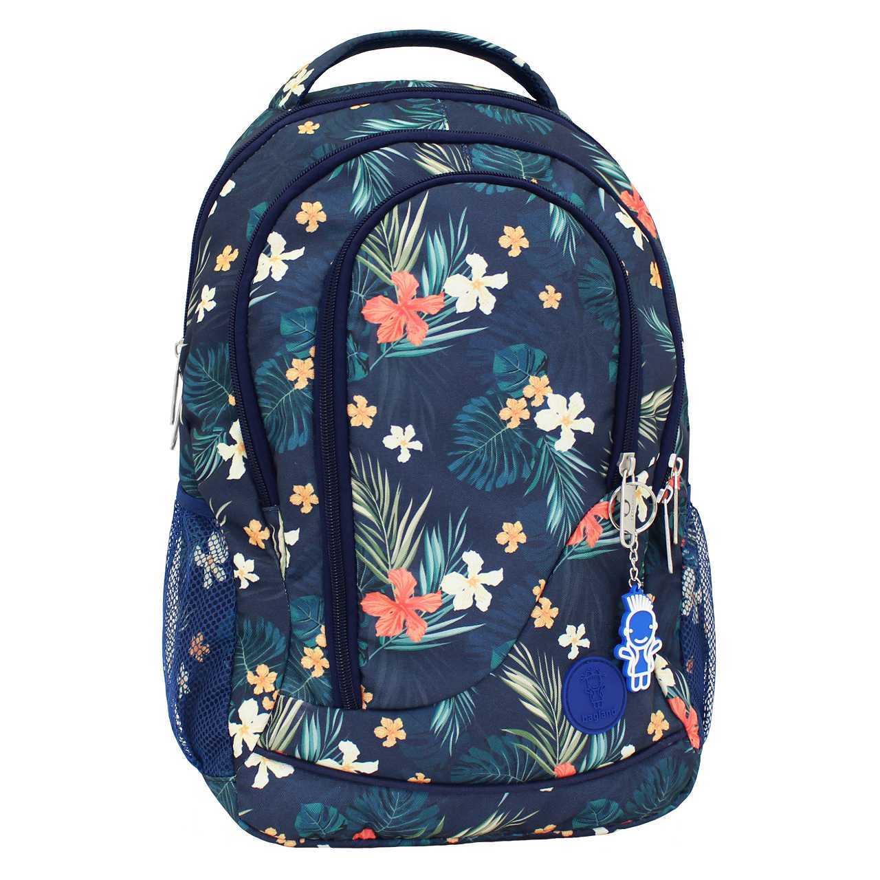 Городские рюкзаки Рюкзак Bagland Бис 19 л. сублимация (цветы) (00556664) IMG_7599.jpg