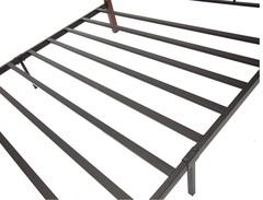 Кровать Канцона 200x160 (Canzona FD 881) Черный/Красный дуб