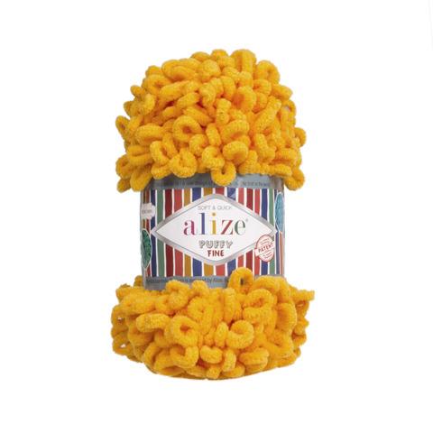 Купить Пряжа Alize Puffy Fine | Интернет-магазин пряжи «Пряха»