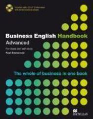 Business English Handbook Advanced