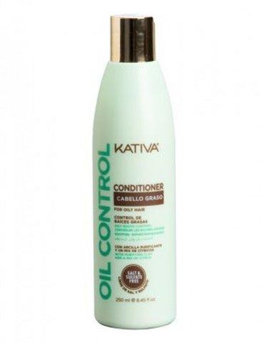 Кондиционер «Контроль» для жирных волос OIL CONTROL Kativa, 250 мл
