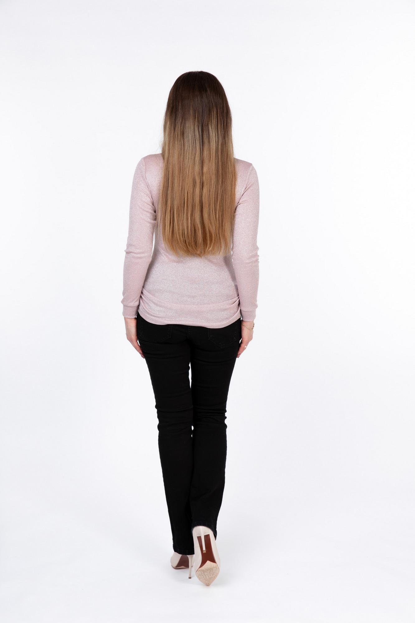 Блузка для беременных 10089 розовый
