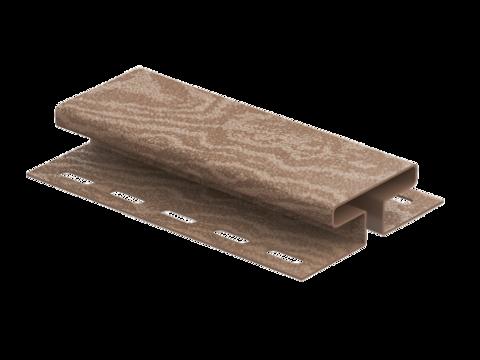 Ю пласт Н-профиль Тимберблок кедр натуральный 3.05 м