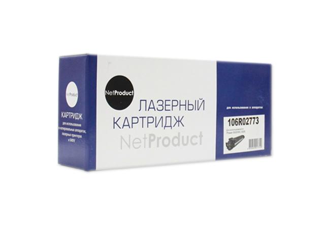 NetProduct 3020/3025 (106R02773), черный, для Xerox, до 1500 стр.