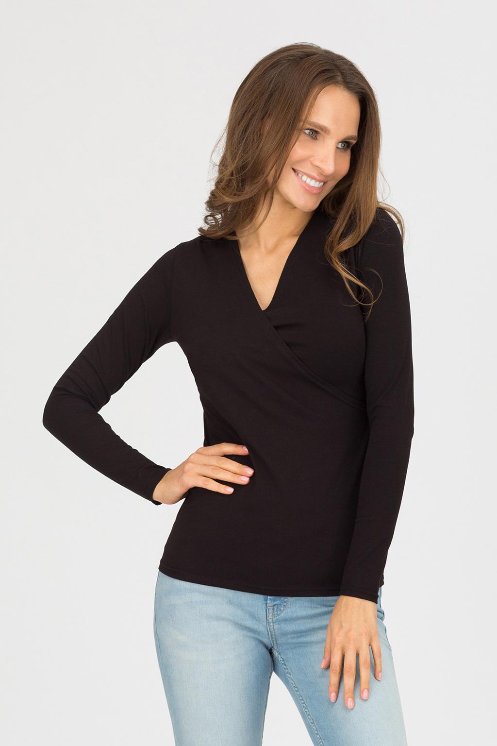 Блуза для кормящих Сюрприз - Фото 1