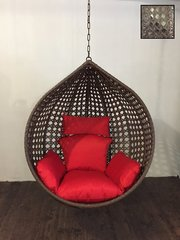 Подвесное кресло Tropica Country Brown