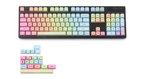 Набор клавиш «Rainbow»