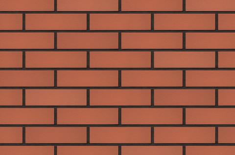 King Klinker - Ruby red (01), Dream House, 65x250x10, RF - Клинкерная плитка для фасада и внутренней отделки